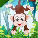 Safari Jungle aapje